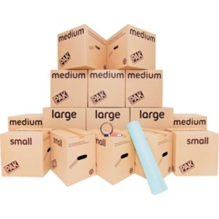 small house moving pack
