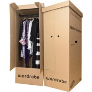 moving home wardrobe box