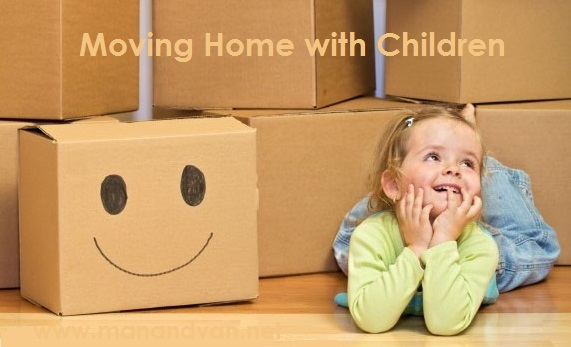 Moving home with kids