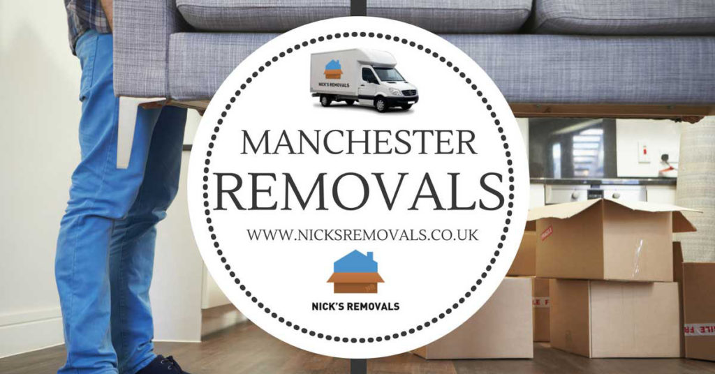 Moving home in Manchester