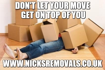 Help moving home