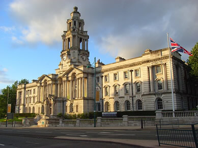 Stockport Townhall
