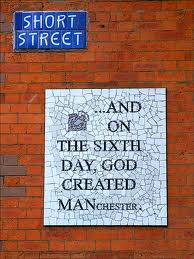Manchester property made by god