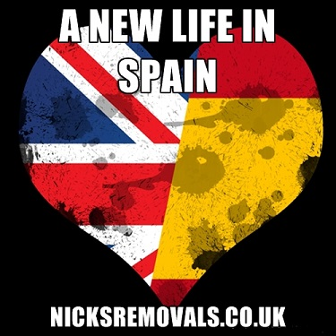 New life in Spain