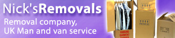 Nicks Removals resource page